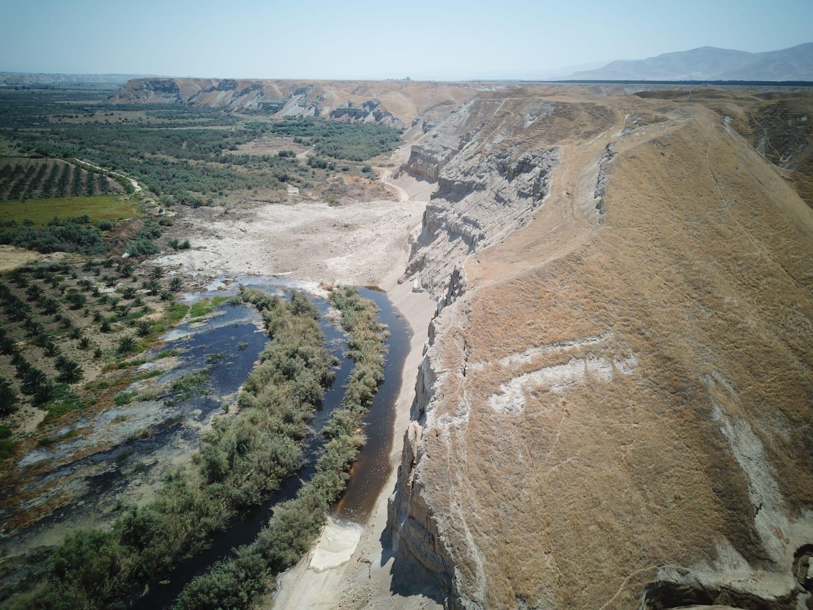 נהר הירדן – מעבר פיזי ומטאפיזי